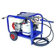 Hidrolimpiadora gasolina.